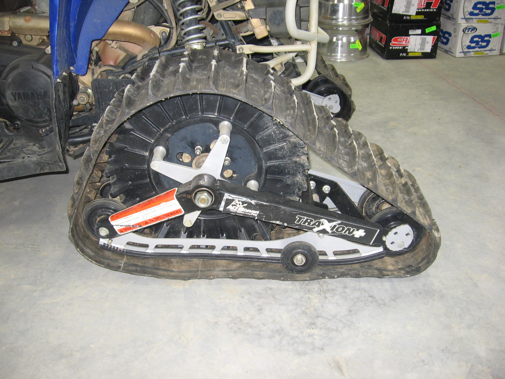 Used ATV Tack Kit IMG 3830