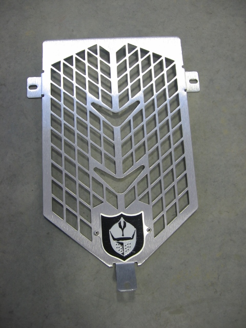 Raptor Radiator Cover IMG 3855 480x640
